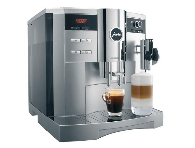 Jura Impressa S9 One Touch Espresso Machine - Espresso Planet