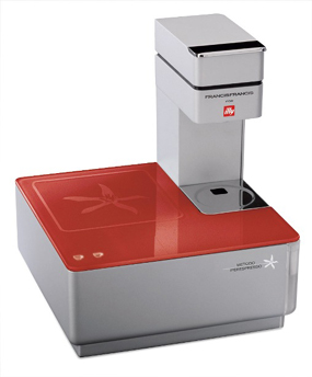 illy Iper Espresso Machines, Capsules and Cups in Canada!