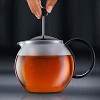 Make Tea with Bodum