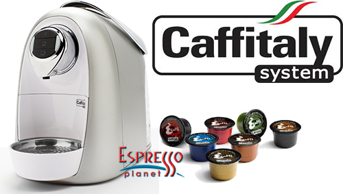 Caffitaly Single Serve Espresso Canada