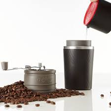 Cafflano - All in one travel coffee maker user tips