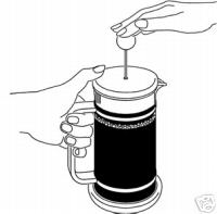 Bodum French Press Instructions Manual