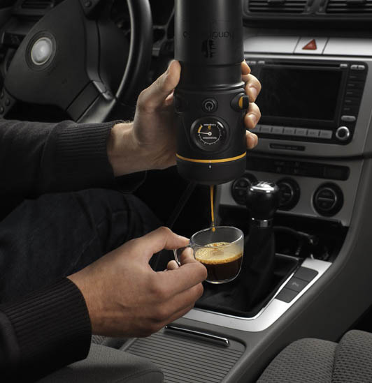 Car Espresso Maker