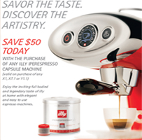 Illy iPer Machine Sale