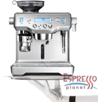 Breville Oracle Dual Boiler BES980XL Espresso Machine