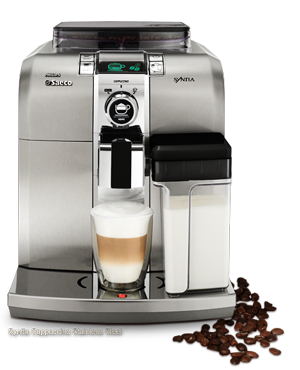 Phillips Saeco Syntia Cappuccino Espresso Machine  (USED - NO BOX)