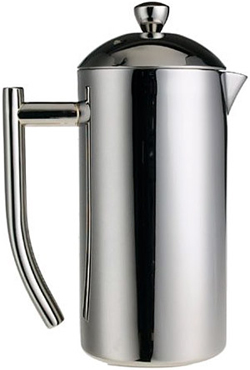 Frieling Stainless Steel French Press - Brushed