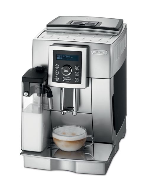 delonghi ecam23450sl magnifica s cappuccino one touch espresso machine. Black Bedroom Furniture Sets. Home Design Ideas