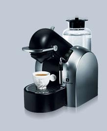 Nespresso D290 Chrome Automatic Espresso Machine (Canadian Version)
