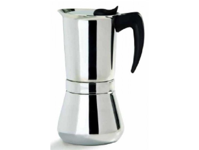 Espresso Maker Stove Top - Vespress Black - 2 Cup