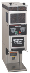 Bunn Brew Wise Multi-Hopper Grinder