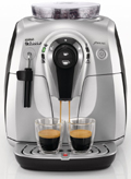 Saeco Xsmall Plus Espresso Machine