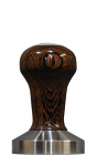 Reg Barber Tall Wenge 58mm FLAT Tamper