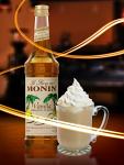 Monin Organic Vanilla Syrup