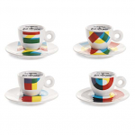 illy EXPO 2015 Collection Espresso Cups - Set Of 4
