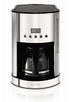 Krups KM730D50 12 Cup Glass Carafe Coffee Maker