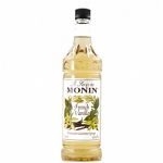 Monin French Vanilla Syrup 1L Bottle