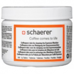 Schaerer Espresso Machine Cleaning Tablets (100 each)