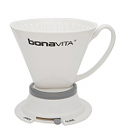 Bonavita Wide Base Immersion Porcelain Coffee Dripper