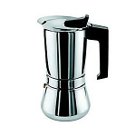 Espresso Maker Stove Top - Vespress Black B - 3 Cup