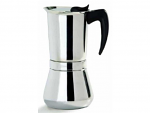 Espresso Maker Stove Top - Vespress Black - 12 Cup