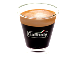 Caffitaly espresso cups, 2 oz set of 4