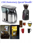Bonavita Coffee Maker & Encore Grinder 15th Anniversary Bundle