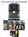 Krups Falcon Automatic Espresso Machine 15th Anniversary Bundle