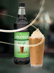 Monin Iced Coffee Concentrate Syrup 1L