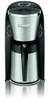 Krups KT720D50 8 Cup Thermal Carafe Coffee Maker Stainless Steel
