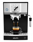 Krups XP562050 Home Use Espresso Machine with Precise Tamp