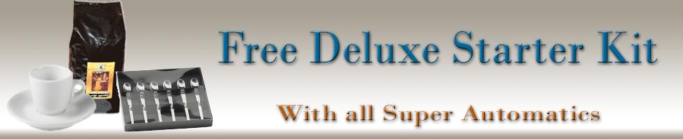 Free Deluxe Starter Kit