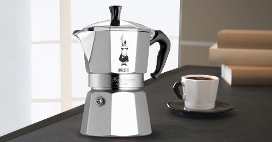 Bialetti Coffee Maker History : Bialetti Espresso Makers History - Espresso Planet - Espresso Planet Canada