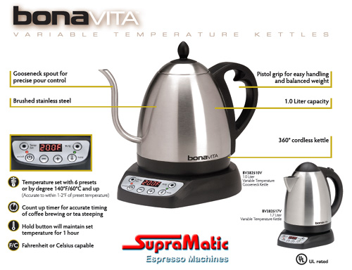 bonavita variable kettle