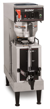 Bunn Automatic Coffee Brewer with Portable Servers 1 Gallon