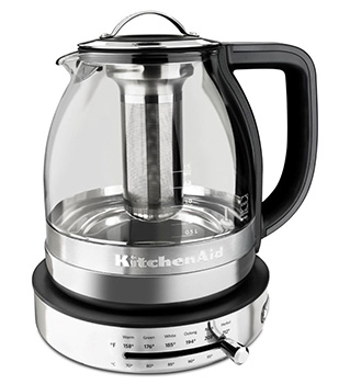 KItchnaid Glass Tea Kettle
