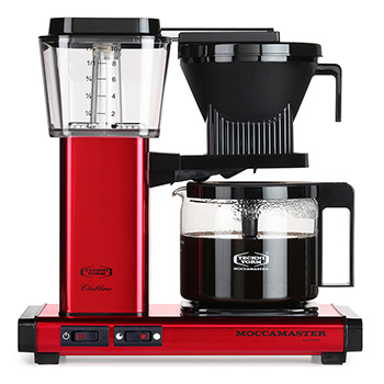 Technivorm Moccamaster Red