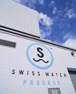The SWISS WATER® facility