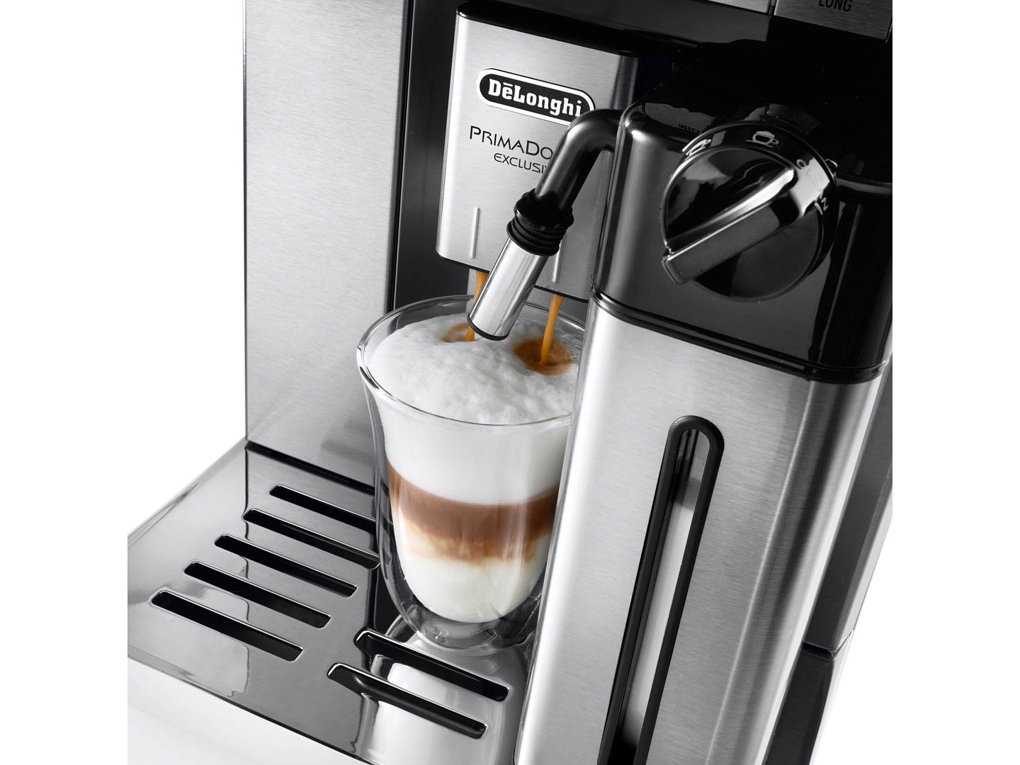 delonghi esam6900 prima donna exclusive one touch espresso machine espresso planet canada. Black Bedroom Furniture Sets. Home Design Ideas